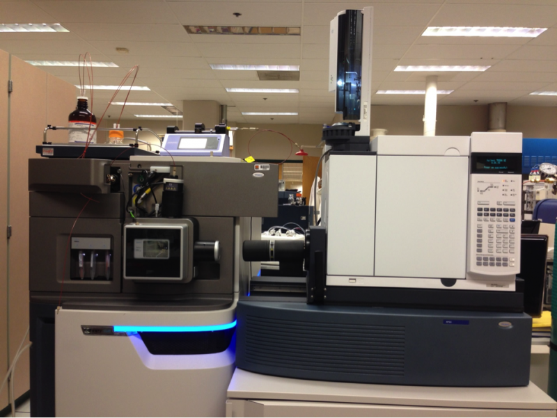 Waters Synapt G2 coupled to Agilent APGC (Metabolites)